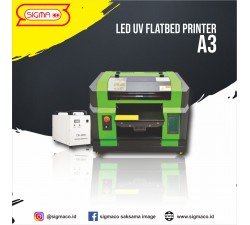 LED UV FLATBED PRINTER A3