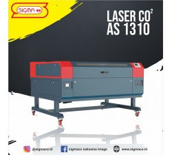 Mesin Laser Cutting Engraving AS 1310