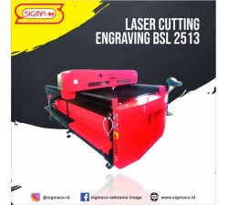 Mesin Laser Cutting Engraving BSL 2513