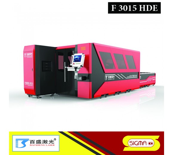 MESIN LASER FIBER F 3015 HDE (EXCHANGE WORKTABLE)