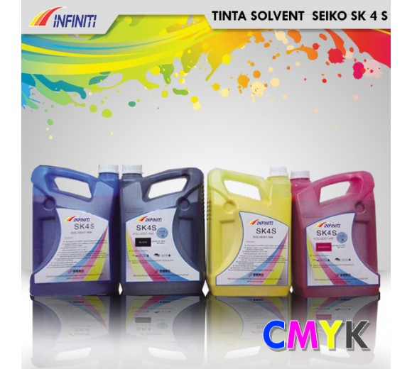 Ink Solvent SK-4S