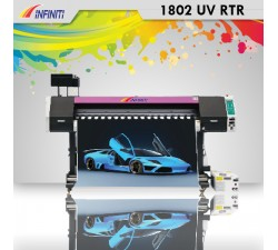 Mesin digital printing 1802 UV Roll To Roll