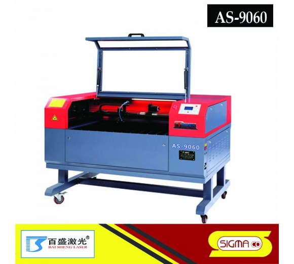 Mesin Laser Cutting Engraving AS 9060
