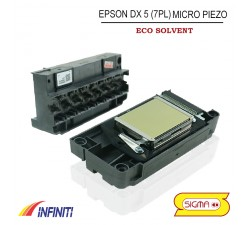 Printhead Epson DX 5 - 7 PL