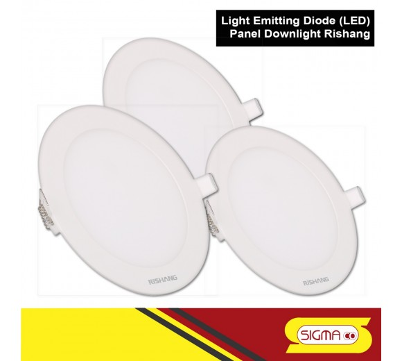 LED Panel Downlight-Rishang