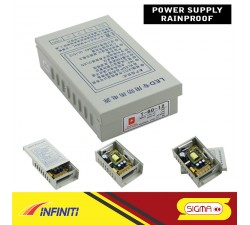 Power Supply Rainproof-12V