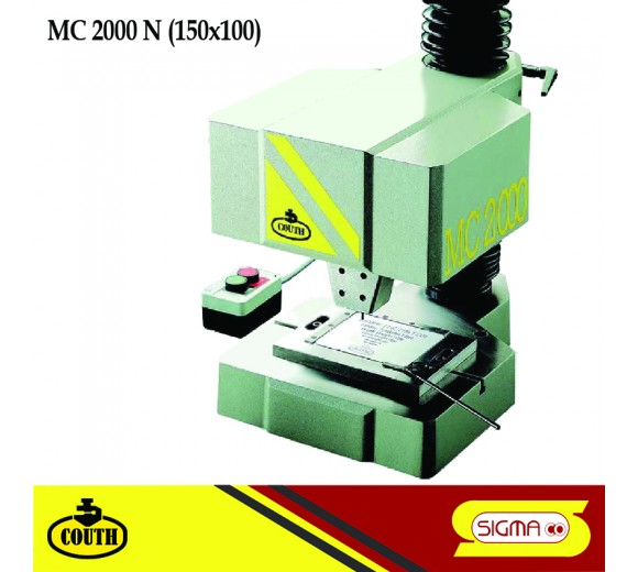 MC 2000 N (150x100) Marking Unit