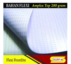 Bahan Flexi Amplex Top 280g  1Roll ( 3.2 x 50m )