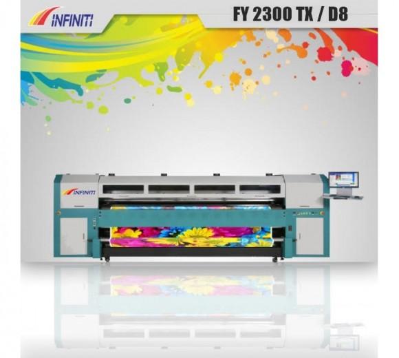Infiniti Texttile FY 2300 TX / D8